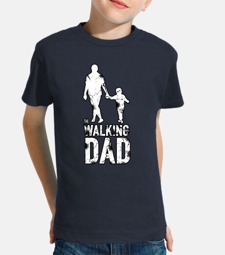 The_Walking_Dad-T-Shirts