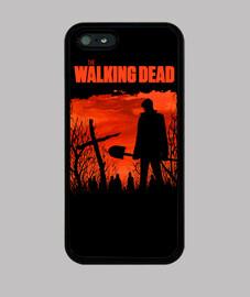 the Walking Dead - iP5 - rick pala cruz