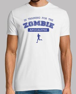 the walking dead - training