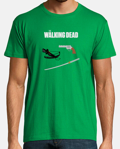 The walking dead - Armas