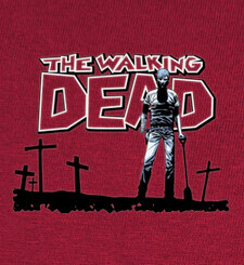 Camisetas The Walking Dead (Comic 2)