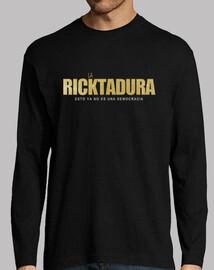 The walking dead La Ricktadura