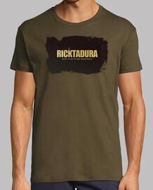 The Walking Dead La Ricktadura - Negro