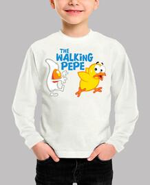 The Walking Pepe - Pollito y Huevo