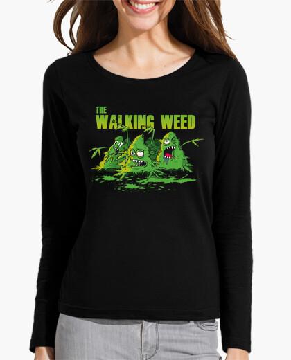 The walking weed t-shirt