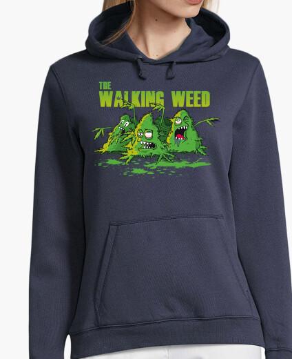 Sudadera The walking weed