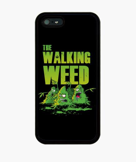 The walking weed - funda iphone 5