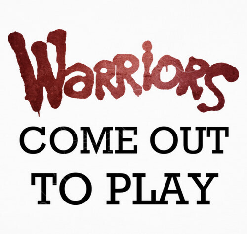 Camiseta The Warriors (Come Out To Play)