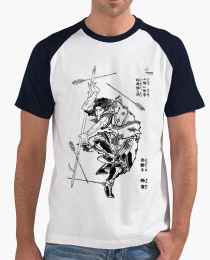 Camiseta The water margin A