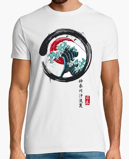 Camiseta The Wave Enso