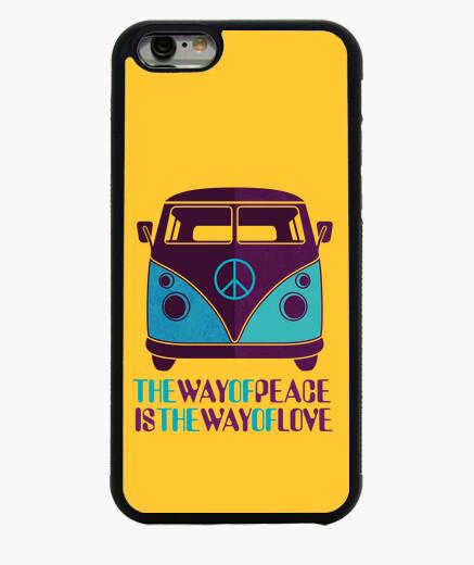 Funda iPhone 6 / 6S THE WAY OF PEACE