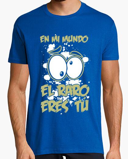 Camiseta THE WEIRD