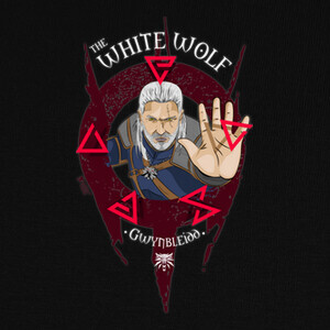 The White Wolf T-shirts