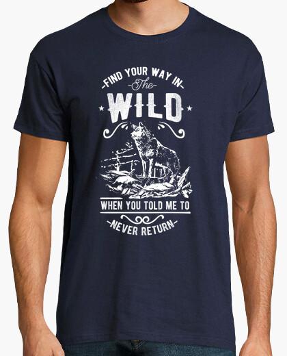 Camiseta The Wild