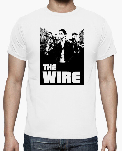 Camiseta THE WIRE street