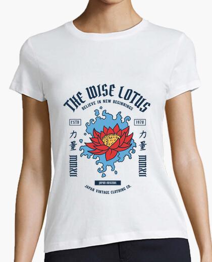 Camiseta The Wise Lotus 2