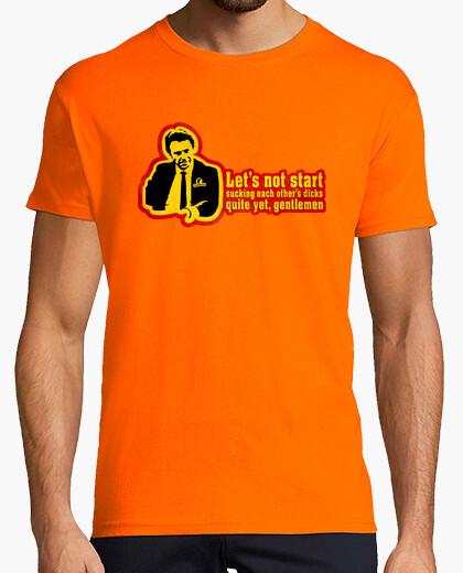 Camiseta The Wolf Pulp Fiction