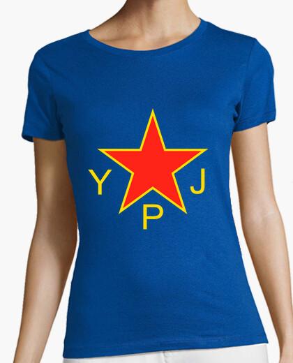 Camiseta The Women's Protection Units, Kurdistan