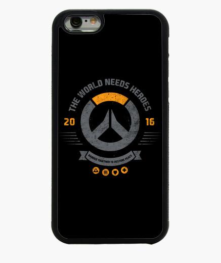 Funda iPhone 6 / 6S The World Needs Heroes