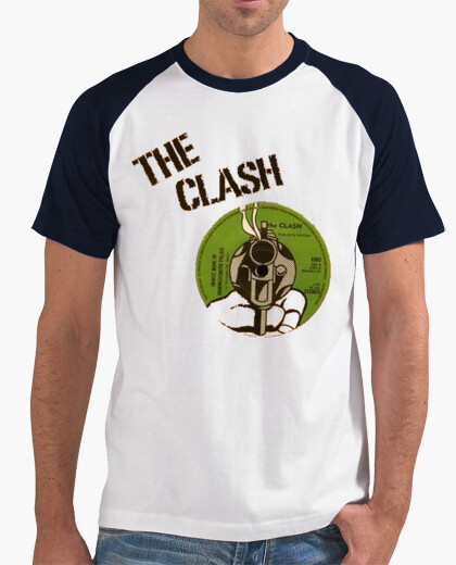 Camiseta THECLASH08#M