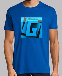 thegrefg camiseta azul