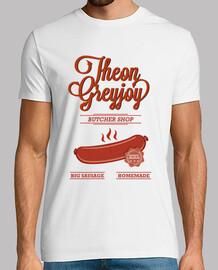Theon Greyjoy boucherie