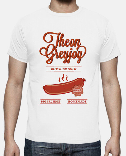 Theon Greyjoy boucherie
