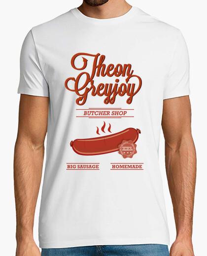 Camiseta Theon Greyjoy Butcher Shop