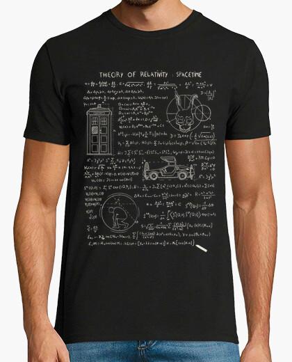 Tee-shirt Théorie de la relativité