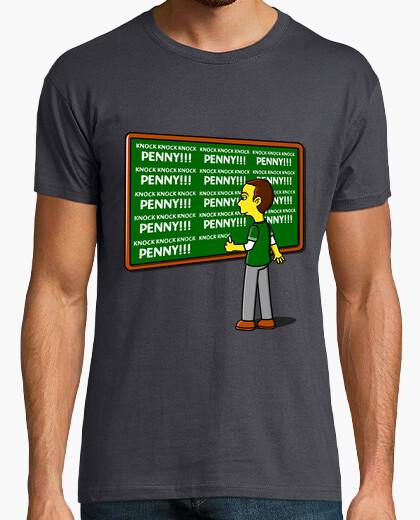 Tee-shirt théorie tableau noir