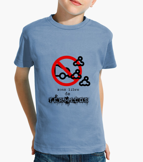 Thermal free zone kids clothes