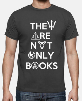 They are not only books