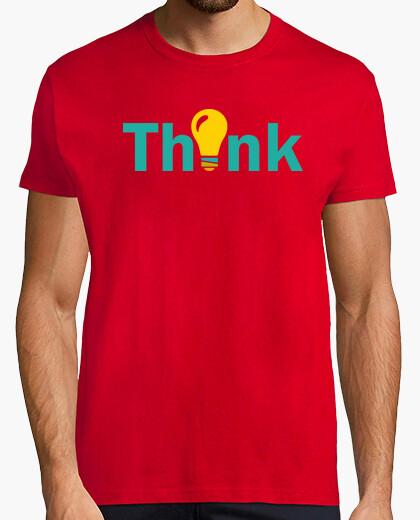 Camiseta Think
