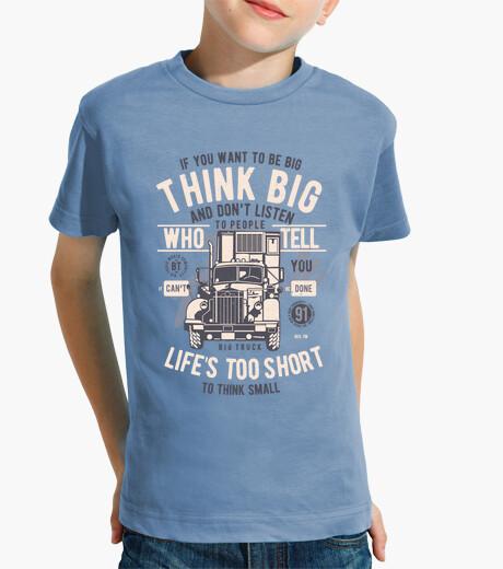 Ropa infantil Think Big