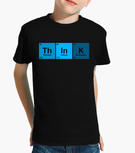 Ropa infantil think blue
