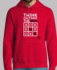 think outside the box w/b