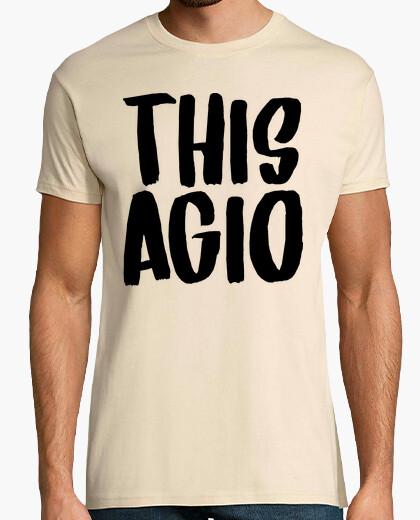 T-shirt This Agio