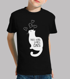 This Girl Loves Cats