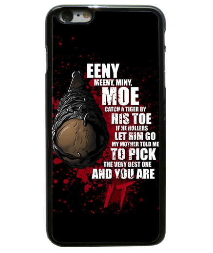 Open iPhone cases zombies