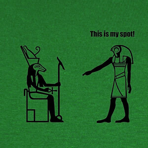 this is my spot! T-shirts