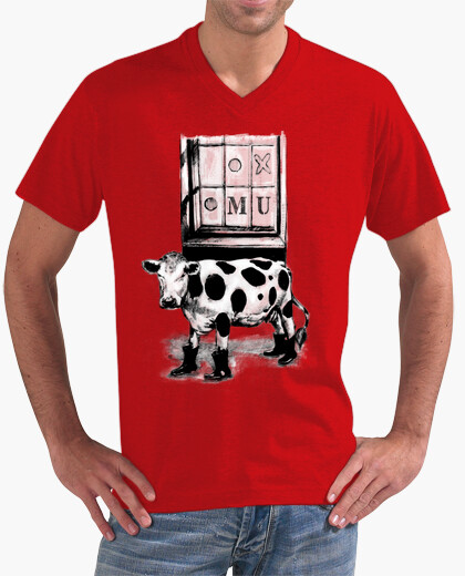 This is not a cow  t-shirt