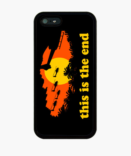 This is the end iphone cases