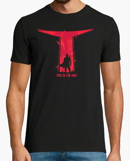 Camiseta This is the Way - The Mandalorian