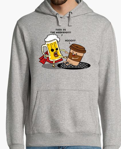 This is the weekend hoodie