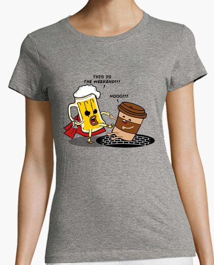 This is the weekend t-shirt