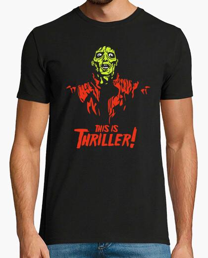 Camiseta This is Thriller