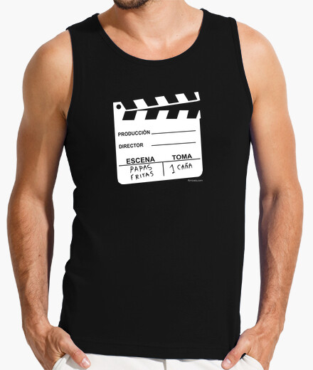 Thmot001_toma1caña t-shirt