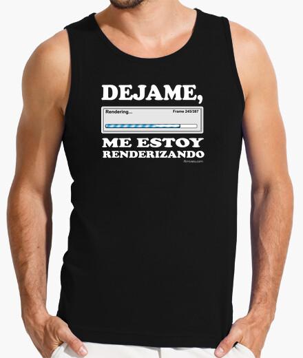 Camiseta THMPP001_RENDERIZANDO