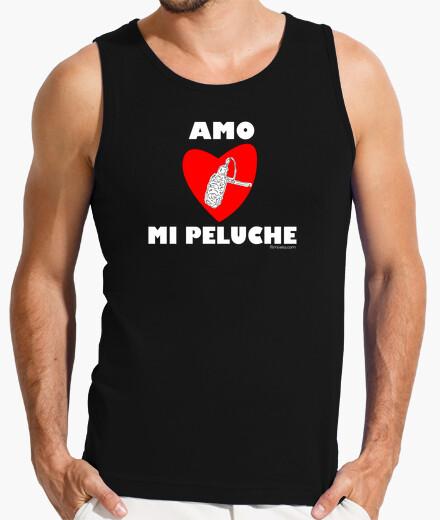 Camiseta THMS001_AMO_PELUCHE
