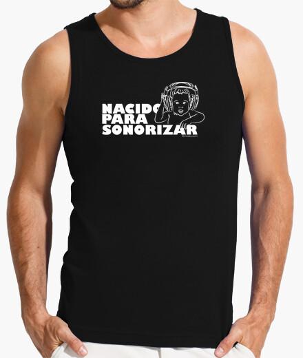 Camiseta THMS008_NACIDO_SONORIZAR